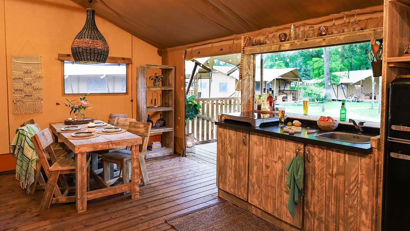 Lodge Safari